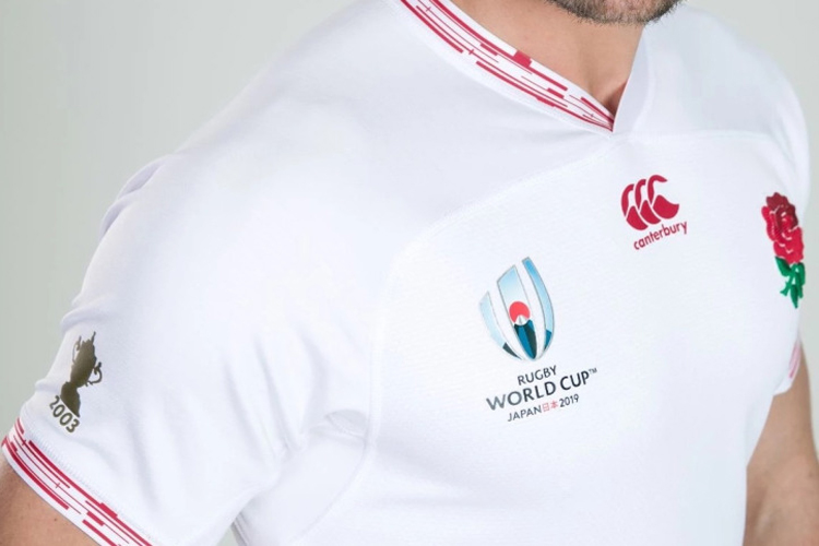 Jersey England Rugby
